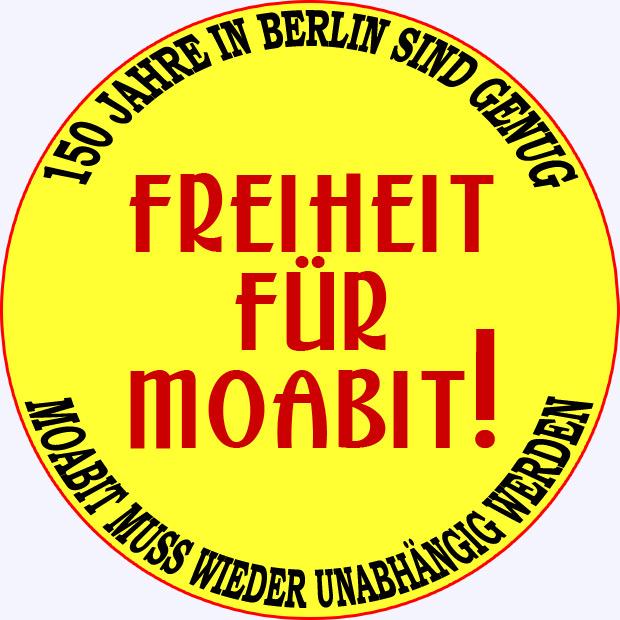 Freiheit für Moabit